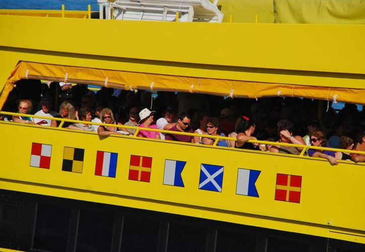 El servicio se ofrecerá a los miembros de la tripulación y pasajeros de cruceros. (Gustavo Villegas/SIPSE)