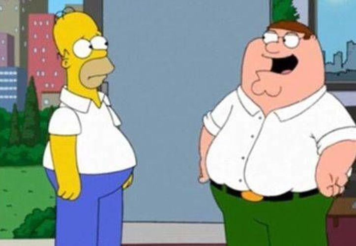 En el capítulo, de una hora de duración, veremos a Homero y Peter discutiendo sobre cerveza. (FOX)