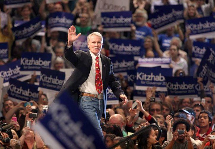 Por  medio de un comunicado, el demócrata John Kitzhaber dio el anuncio de su renuncia y ofreció disculpas. (Archivo/EFE)
