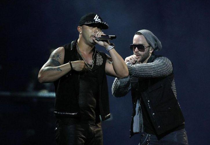 Los reggaetoneros Wisin y Yandel comenzaron su carrera en 1998 y a la fecha han producido 10 álbumes y colaborado con estrellas del firmamento musical. (Agencias)