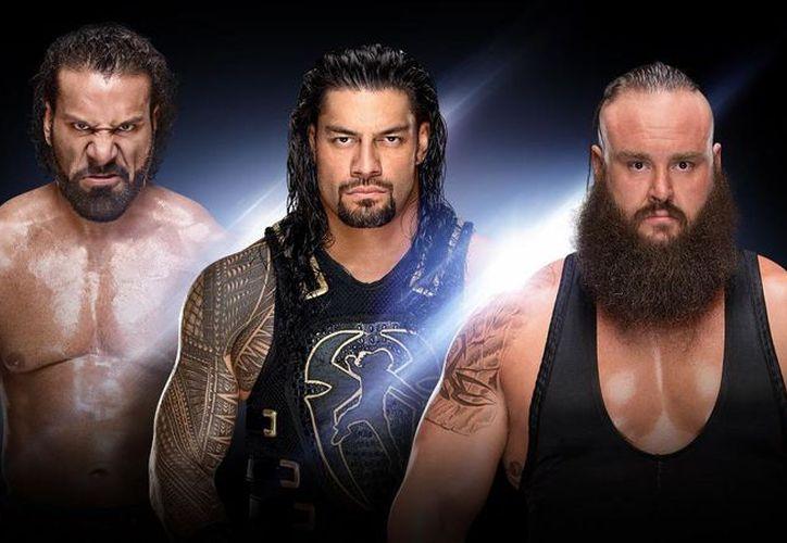 """La presencia mexicana estará en tres combates, uno de ellos donde estará el ídolo y amo del """"619"""", Rey Mysterio. (WWE)"""