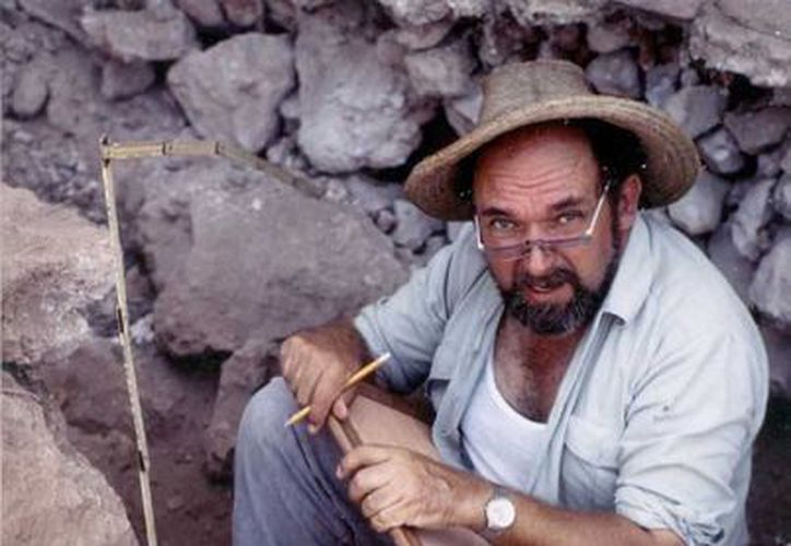 El Dr. Peter Schmidt S. recibirá este lunes un reconocimiento en el Día Internacional de los Museos. (Cortesía Palacio Cantón)