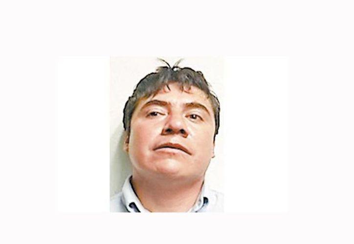 Miguel Ángel Olvera es uno de los integrantes de la banda que se presume secuestró a Daniel. (Milenio)