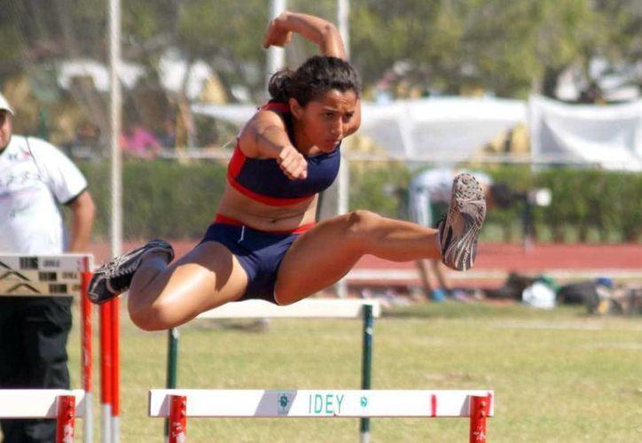 Los atletas yucatecos sobresalieron en la Olimpiada. (SIPSE)