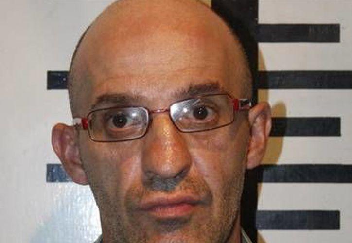 Santiago Pigueras Abellán, acusado de robar en el consulado español. (SIPSE)