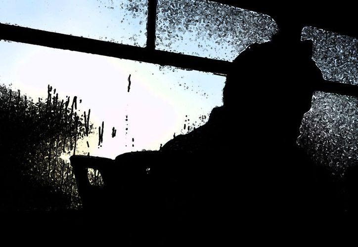 Una mujer contó que, cerca de plaza Las Américas, un joven se subió con ella al autobús, pero luego ella recordó que lo había visto muerto ¡un año antes! (SIPSE)