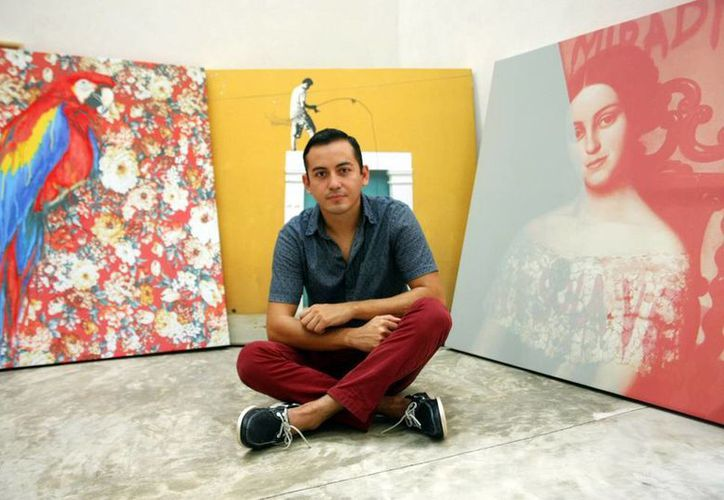 Las piezas diseñadas por Víctor Gómez Esquivel están disponibles en galerías y tiendas departamentales. (Milenio Novedades)