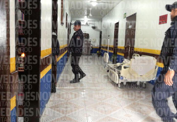 El ex funcionario ingresó a la clínica el pasado 9 de febrero. (Joel Zamora/SIPSE)