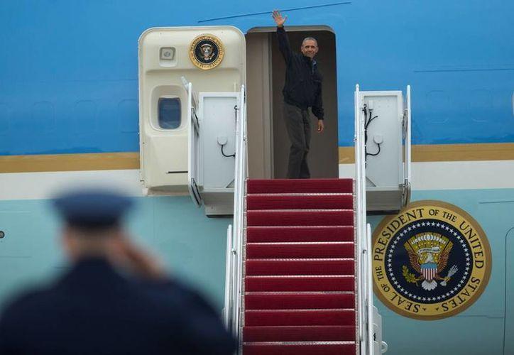 El presidente Obama llegará este domingo a Vietnam, siendo el tercer presidente de EU que visita esa nación. (AP)