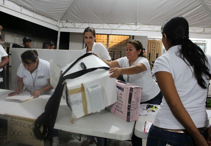 Los hechos probablemente constitutivos de delito fueron por la alteración del Registro Federal de Elector. (Joel Zamora/SIPSE)