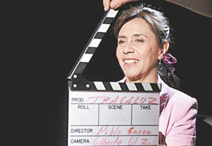 Luisa María Calderón Hinojosa, senadora del PAN. (Milenio)