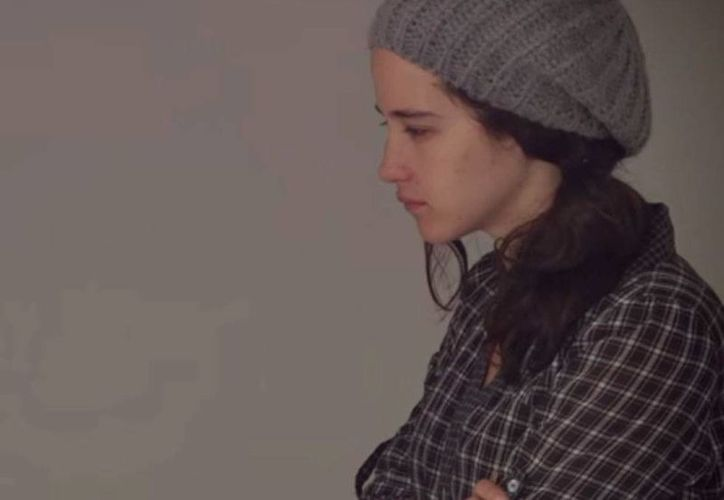 Imagen tomada del video de la nueva canción de Ximena Sariñana <i>Sin ti no puede estar tan mal</i>. (YouTube/Ximena   Sariñana)