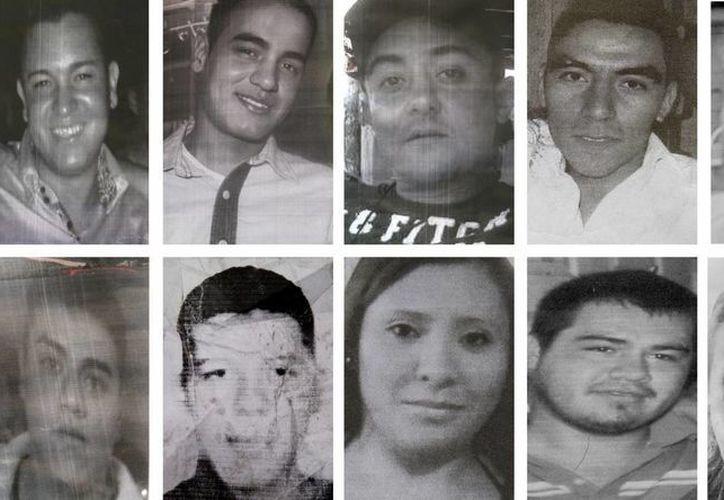 Los cuerpos no habían sido reclamados por los familiares, ya que desconfiaron de los resultados oficiales. (Archivo/Agencias)