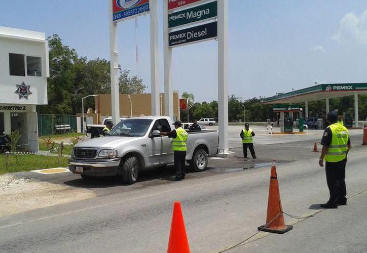 Entre los acuerdos a los que se llegó también está el continuar reforzando el patrullaje en los límites con Quintana Roo, mediante puestos de control. (SIPSE)