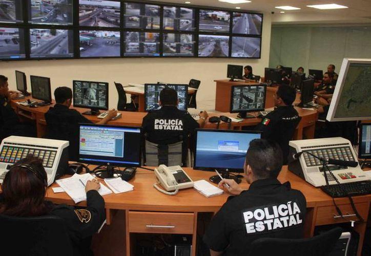 La tecnología con la que cuenta la SSP en cuanto a cámaras de vigilancia es mucho mejor que la de Miami, Florida. (SIPSE)