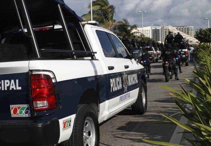 Las autoridades deben de seguir el siguiente protocolo en una detención. (Redacción/SIPSE)