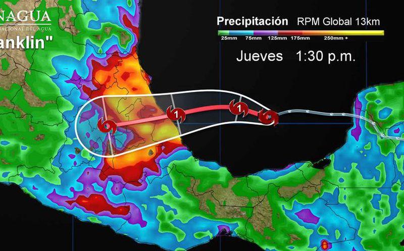 Prevén lluvias y temperaturas superiores a 40ºC en Chihuahua