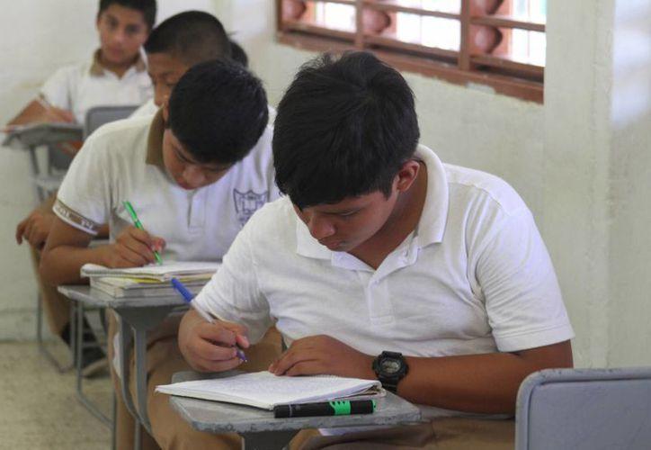 La convocatoria del concurso está dirigida a jóvenes de entre 13 y 17 años. (Victoria González/SIPSE)