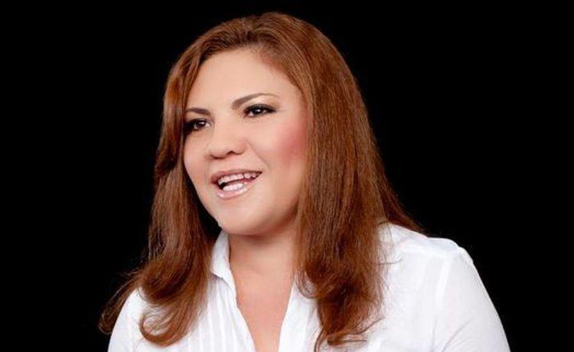 La senadora Rosa Adriana Díaz Lizama lamentó el nombramiento de Peniche Pérez. (Cortesía)