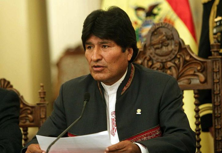 Evo Morales podría permanecer en la Presidencia boliviana hasta 2020. (EFE)