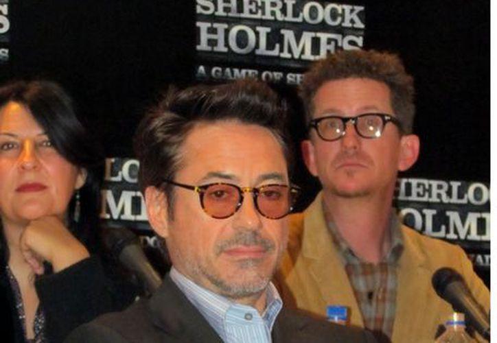 La cinta girará en torno a Gepetto, interpretada por Downey Jr. (Foto: Agencia Reforma)