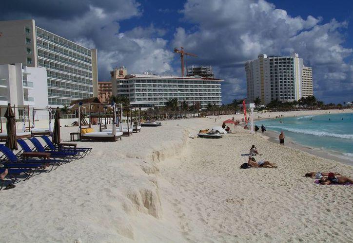 El tema de la recuperación de playas fue tratado en el Tianguis Turistico. (Redacción)