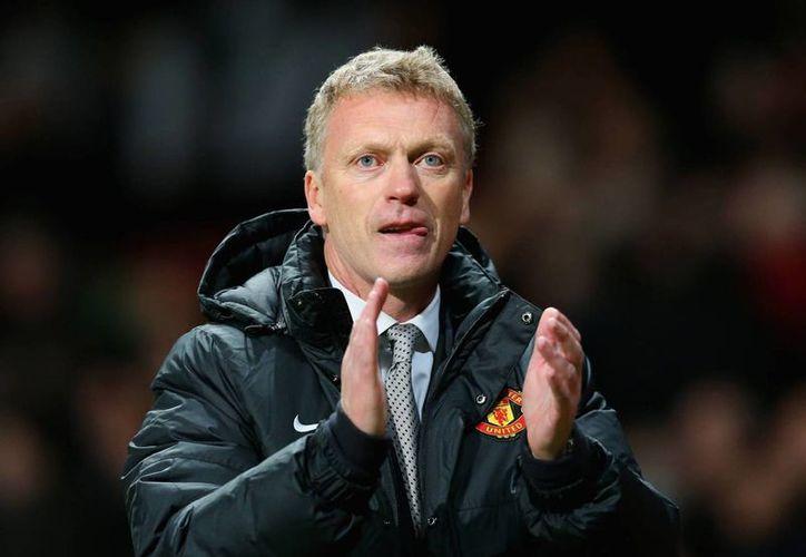 Moyes no ha podido siquiera hacer que el Manchester United sea respetado como local. (independent.co.uk)