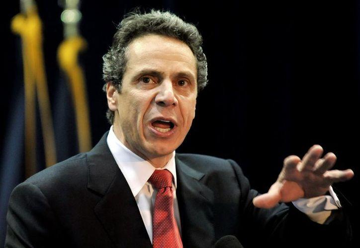 El gobernador de Nueva York, Andrew Cuomo, declaró el estado de emergencia por la gripe. (EFE)