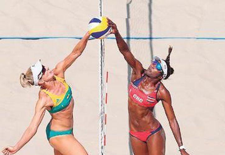 Tour Mundial de Vóleibol Femenil de Playa y la Copa Internacional de Básquetbol, respectivamente, a celebrarse en Chetumal y Bacalar. (Redacción)