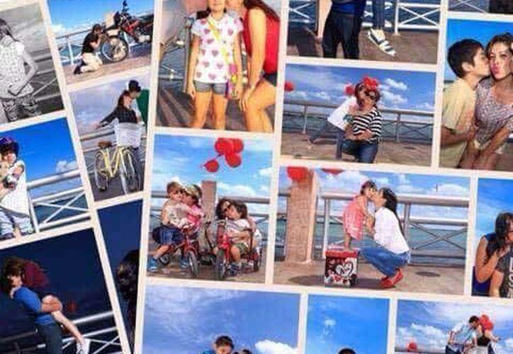 Las primeras dos ediciones se realizaron en el Malecón Tajamar de Cancún. (Facebook/Fundación Aitana)