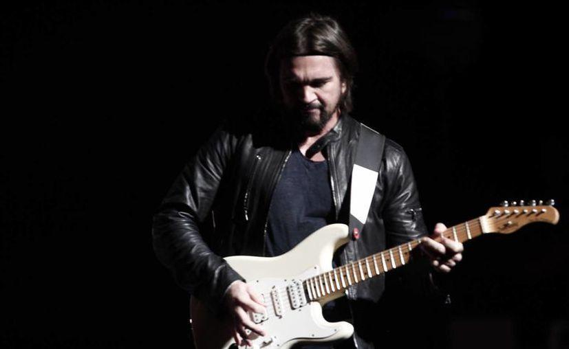 Juanes es uno de los artistas que le cantarán al Papa Francisco en su visita a Estados Unidos. (Notimex)