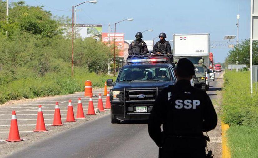 Los imputados sobornaron a los agentes del retén para que les permitieran retirarse sin ser revisados. (Archivo/Sipse)