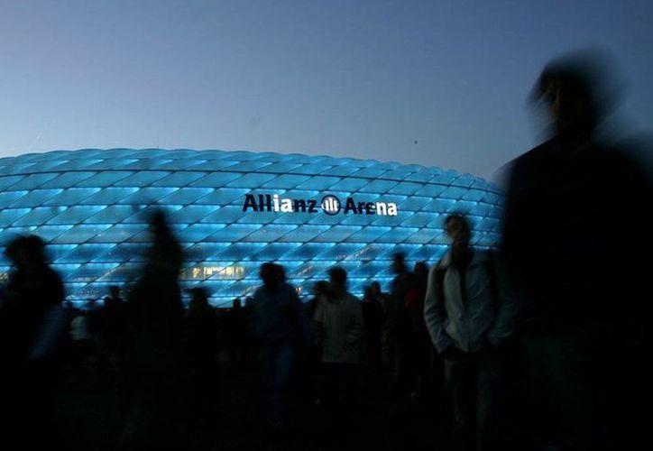Por la sanción de la UEFA, el Bayern Munich afrontará al Manchester United, el próximo 9 de abril, en la Vuelta de Cuartos de Final de la Champions, con la sección 124 de su estadio vacía. (Agencias)