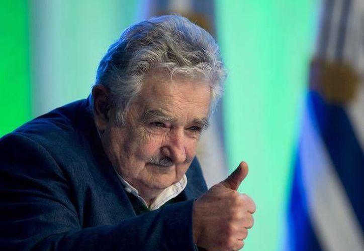 La condecoración será entregada a Mujica en una ceremonia el 28 de enero en La Habana, Cuba. (Archivo/Agencias)