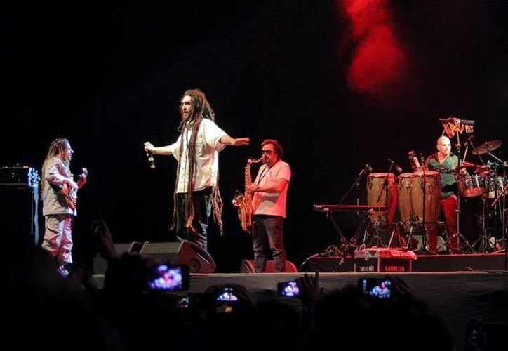 La banda de reggae, Gondwana, se presentará en Playa del Carmen e 15 de mayo. (Contexto/Internet)