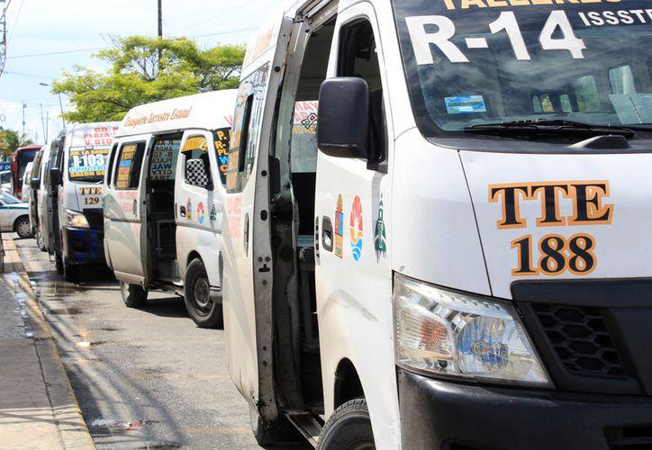 Sintra vigilará que las unidades TTE brinden el servicio a los niños, quienes pagarán con boletos que recibirán previamente. (Foto: Redacción)