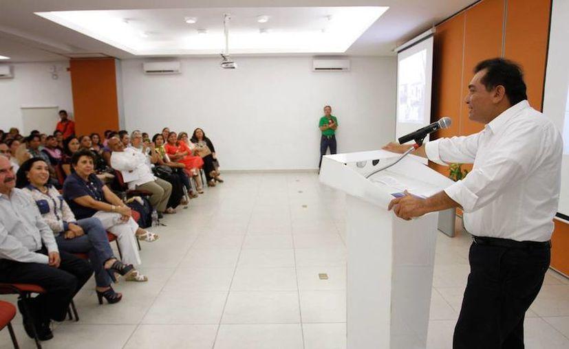 Profesores de Yucatán se capacitan en compresión lectora. Ya son 140, según la Segey. (Cortesía)