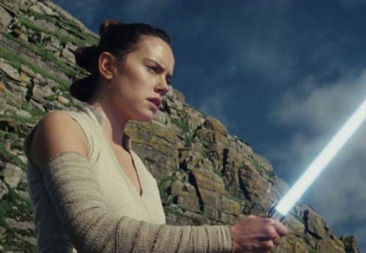 Se prevé que el nuevo filme de la saga llegue a las salas de cine el 15 de diciembre de 2017. (Foto: captura)