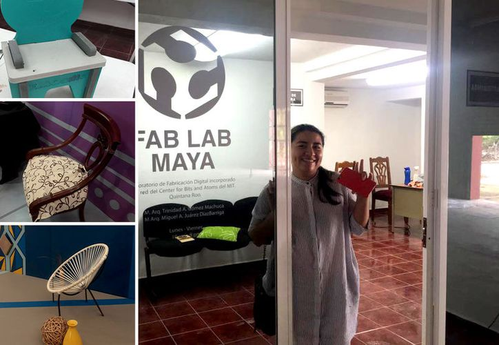 """2 años lleva establecido el laboratorio """"FabLab Maya"""" en Felipe Carrillo Puerto.  (Foto: Jesús Caamal / SIPSE)"""