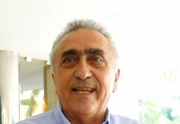 Carlos Pasos Novelo dijo que estan visitando a empresarios que dejaron de pagar impuestos. (Milenio Novedades)