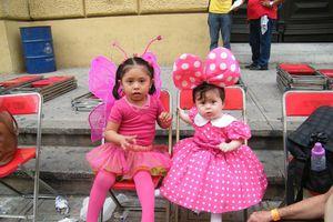 Niños abren el Carnaval Mérida 2014