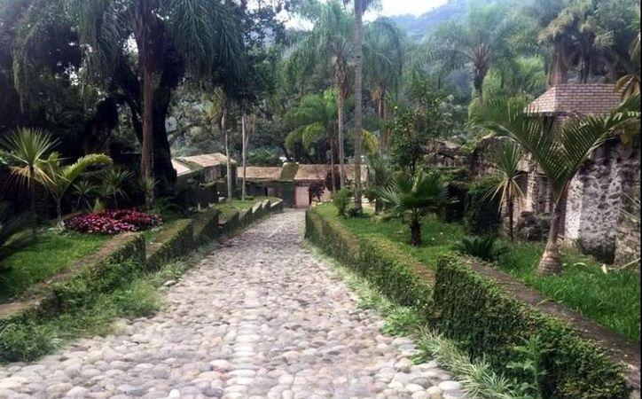 Javier Duarte usó 200 mdp de los veracruzanos para construir la hacienda El Faunito. (posta.com.mx)