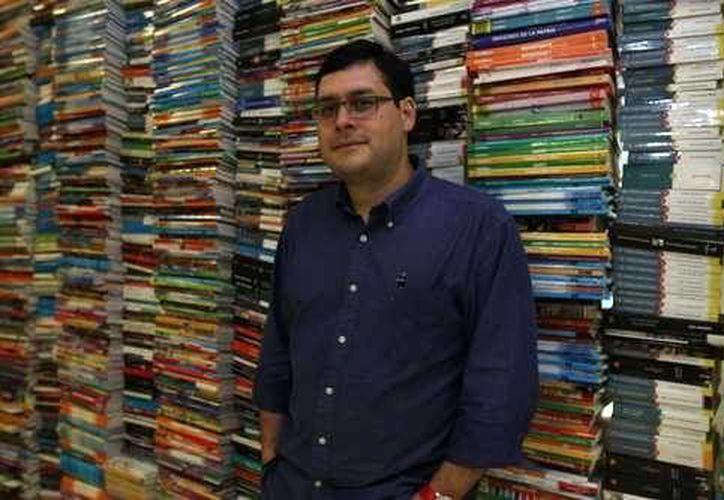 El escritor Jorge Alberto Gudiño explora el temor y sus consecuencias en el libro Justo después del miedo. (Milenio Novedades)