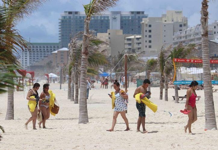 El destino turístico sigue atrayendo a grandes inversionistas. (Israel Leal/SIPSE)