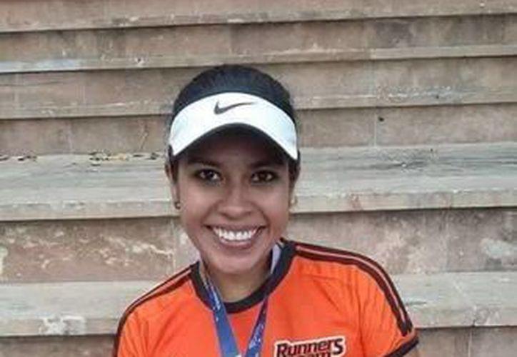 La comunidad de Runners Team Mérida RTM manifestó su dolor por la muerte de Lilia Ivette Godoy Magaña en un accidente de tránsito, la madrugada de ayer. (Facebook Runners Team Mérida RTM)
