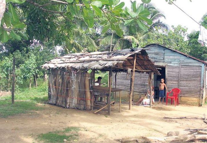 Ante la falta de opciones para acceder a una vivienda digna, cientos de familias optán por establecerse en asentamientos irregulares.