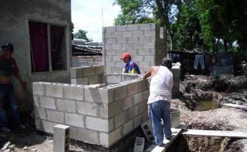 El próximo mes de julio iniciarán los trabajos de construcción de los cuartos y baños. (Archivo/Sipse)