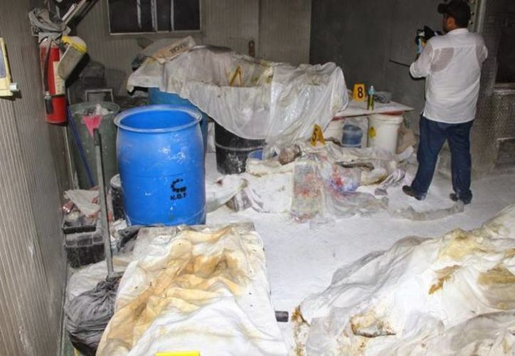 El pasado 6 de febrero fueron localizados 60 cuerpos al interior de la empresa Cremaciones del Pacífico. (mxqnoticias.mx)