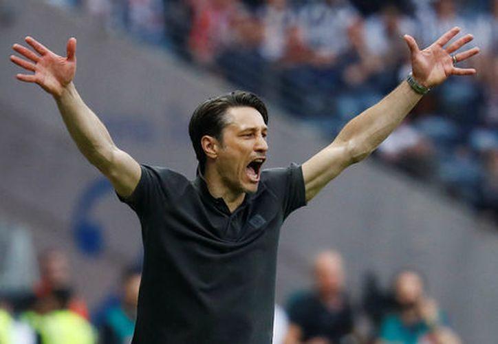 Niko Kovac llegará al banquillo del Bayern Múnich la próxima temporada. (Reuters)