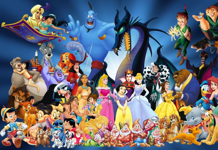 Las películas de Disney han marcado a más de una generación de niños. (Milingual).